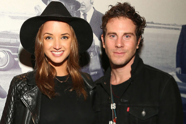 Alyssa Arce and Gregory Siff attend The Art of Elysium Private Funraiser & Art Auction, hosted by Board Member, Christopher R. King on October 30, 2014 in Beverly Hills, California. October 30, 2014