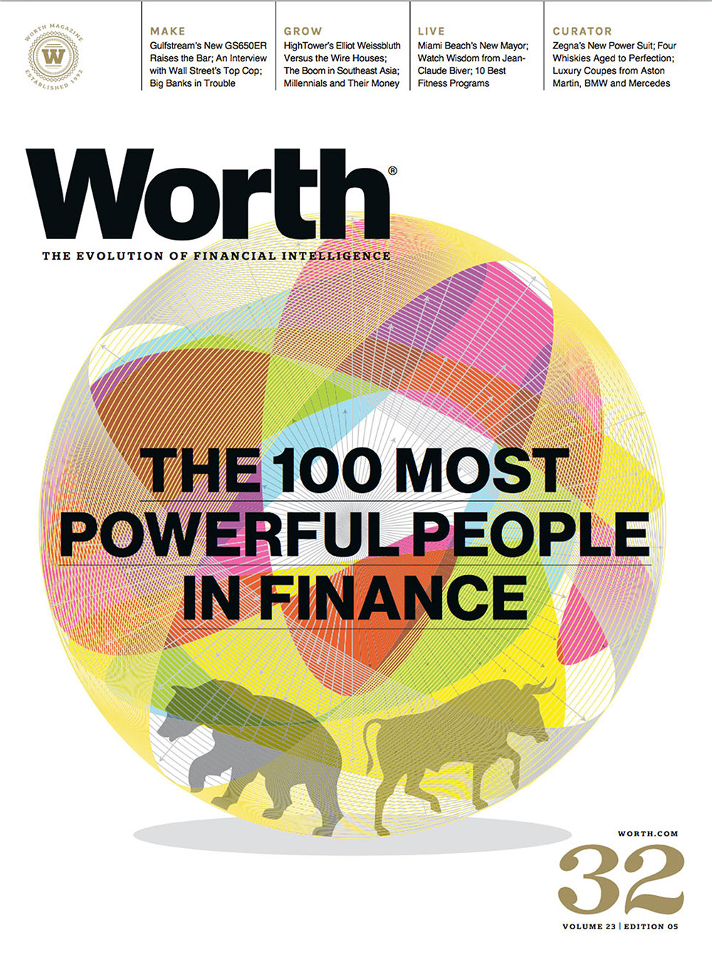 Worth Wealth Summit The 100 Most Powerful People in Finance